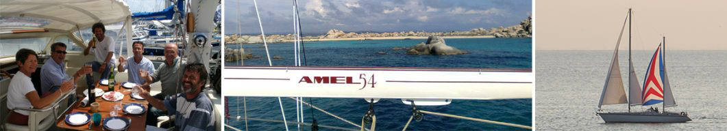Michel Charpentier, yachts broker - amel sailboats